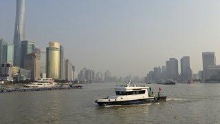 The Bund - waterfront tour, Shanghai, China