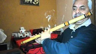 Jaane Kahan Gaye Woh Din : On Flute