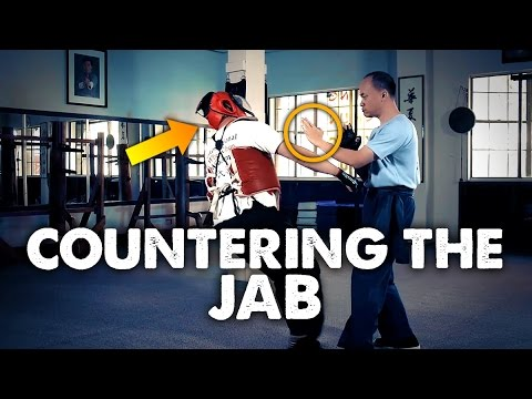 The Power of Wing Chun | Countering the Jab (Ep 2)