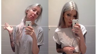 One hour in the bathroom - kimberryberry