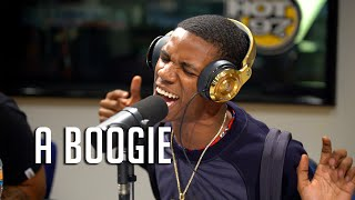 A Boogie + Don Q Freestyle on Flex | Freestyle #005