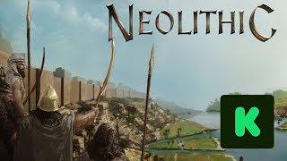 Neolithic: First City-States @Kickstarter (Echtzeitstrategie, Siedlungsbau, Management)