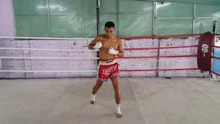Muay Thai: Hướng Dẫn Đòn Đấm Thẳng 1-2