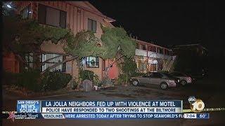 Birdrock residents fed up with violence at La Jolla motel