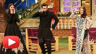 Ranbir Kapoor, Aishwarya Rai and Anushka Sharma On The Kapil Sharma Show | Ae Dil Hai Mushkil