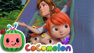 Rain Rain Go Away | CoCoMelon Nursery Rhymes & Kids Songs