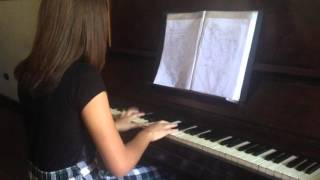 Soy Luna- Alas-Piano Cover