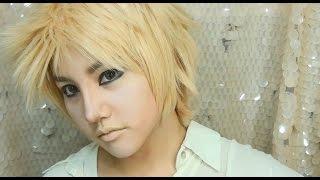 Girl to Anime Boy Transformation!