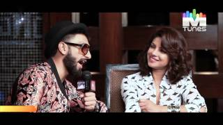 "Ranveer Singh & Priyanka Chopra talk about ""Dil Dhadakne Do"" Exclusive only on MTunes HD"