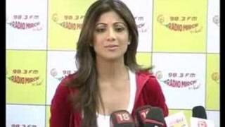 Shilpa Shetty Interview - Radio Mirchi