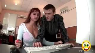 Sexy Tech Support Funny Big Breast