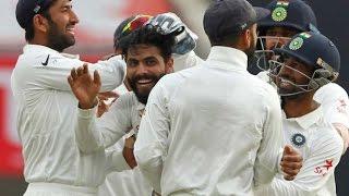 India Vs Australia 3rd Test Full Highlights 2017, Ranchi