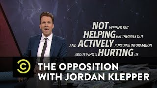 The Opposition w/ Jordan Klepper - The Alternative Media