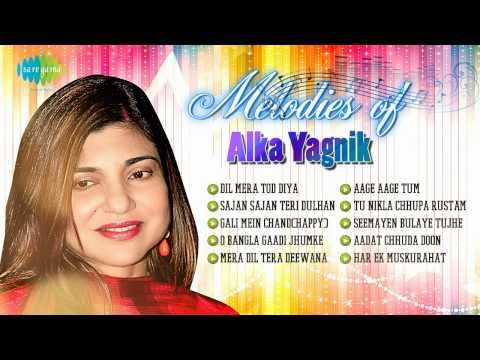 Xxx Mp4 Melodies Of Alka Yagnik Best Bollywood Songs Gali Mein Aaj Chand Nikla 3gp Sex