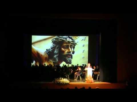 II Acto por D. José Luis Garrido Bustamante. XXX Pregón. Anuncio de la Semana Santa en Nervión