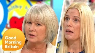 Piers Morgan Weighs in on Girl Guides Transgender Row | Good Morning Britain