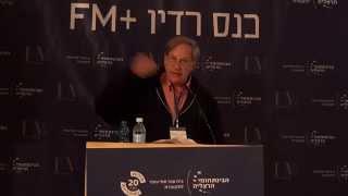 FM+ 2015: Robert Krulwich - Radiolab & Saddam Hussein's Octopus