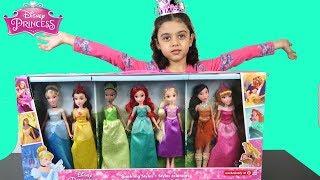 أميرات ديزني مع مايا و لانا - ألعاب بنات Disney Princess