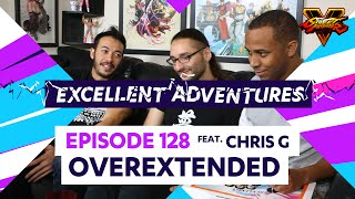 OVEREXTENDED ft. NY CHRIS G! The Excellent Adventures of Gootecks & Mike Ross Ep. 128 (SFV)