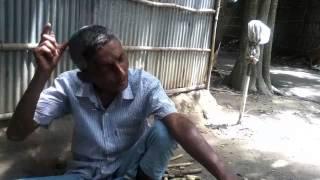 বৈরাগিপাড়ায় বাঁশি বানানোর ধুম