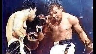 Sugar Ray Robinson's Perfect Punches  - TECHNIQUE BREAKDOWN #9
