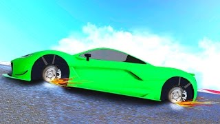 DRIVE WITHOUT WHEELS! (GTA 5 Funny Moments)
