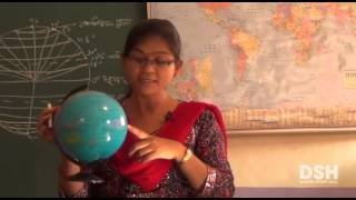 UP Board - Class 6 - Geography - Chapter 4 - Part 1