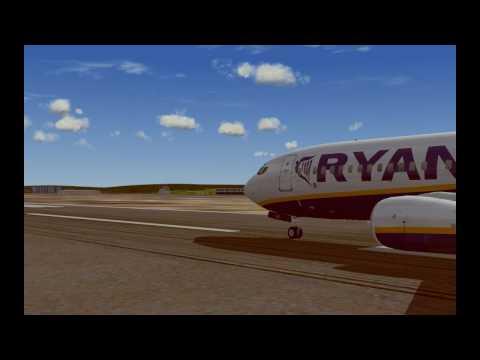 FS2004 - Last Flight To Ibiza