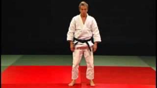 Judo - Caída lateral derecha e izquierda Migi e Hidari Yoko Ukemi