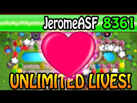 *STACKING TOWER GLITCH* HOW TO GET INFINITE LIVES - BLOONS TOWER DEFENSE BATTLES
