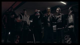 JOHNNY DIGGSON ft. DEAMON, SCENZAH, JURI & SPONGEBOZZ - Fame / BBM ist die Gang   JMC   FINALE