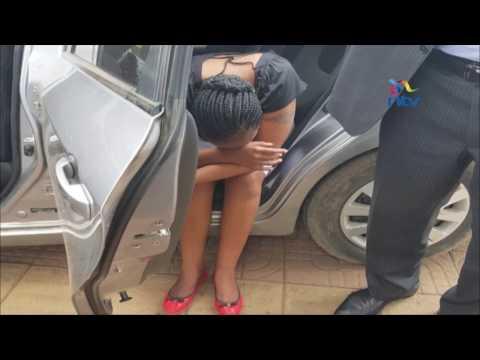 Motorist drugged by men distributing fliers