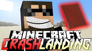 Minecraft Crash Landing - QUESTS FOR DAYS!