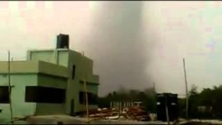 Tornado in Bangladesh