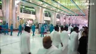 Cleaners of Haram Makkah Saudi Arabia