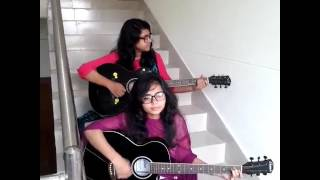 Ahare, Jhoom, Elomelo mon- Three song mashup cover