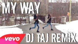 MY WAY - Fetty Wap Ft Drake Dj Taj (Remix) Twin Version Dance Cover