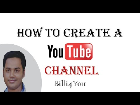 How To Create  YouTube Channel For Business - Prsonal - Company- Hindi/Urdu