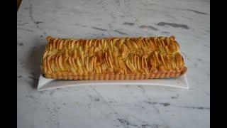 کیک سیب با پنیر Mascarpone