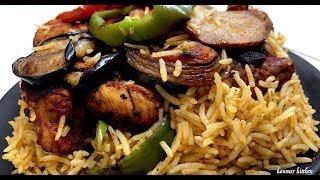 റമദാൻ സ്പെഷൽ ചിക്കൻ മഖ്ലൂബ എത്ര കഴിച്ചാലും മതിയാവില്ല || Arabian Chicken Maqlooba