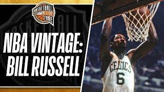 NBA Vintage: Bill Russell