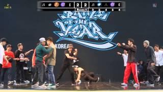 Korean Assassins vs Morning of Owl | BOTY Korea 2012 Semi finals | Strife.tv