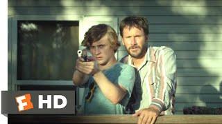 Take Me to the River (2015) - Gun Lesson Scene (6/8)   Movieclips