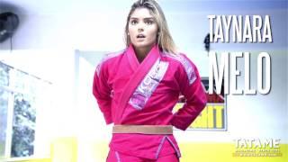 Technique Judo Taynara Melo