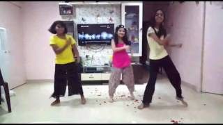 CHAM CHAM DANCE BY SMALL GIRL ANSHITA