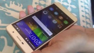 Honor Holly2 Plus Gold Unboxing
