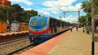 Brand New Kolkata Metro AC Rakes From ICF Chennai getting shipped to Metro Railway Kolkata!