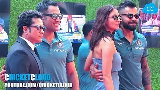 Dhoni Kohli & Team at Grand Premier of Sachin A Billion Dreams !!