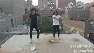 رقص دق  فاجر معتصم فوكس وشفه ومناص الانجكس مهرجان دولا ايه حماده مكرم2018