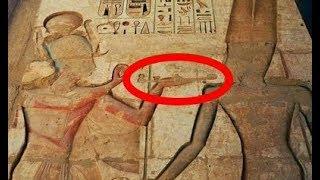 """10 أشياء مدهشة فعلها الناس في """" مصر القديمة """" عجائب الفراعنة .!"""